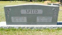 Sarah <i>Lawrence</i> Speed