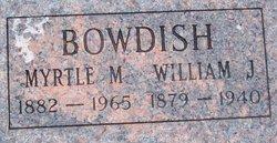 William Johnson Bowdish
