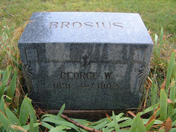 George Washington Brosius