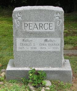 Cora C. <i>Hannan</i> Pearce