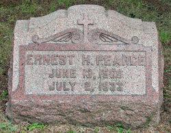 Ernest Hannan Pearce