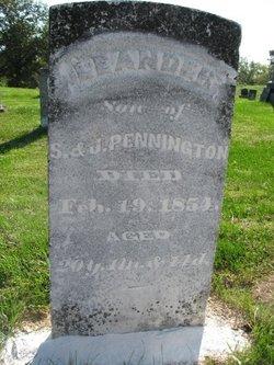 Leander W. Pennington