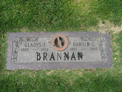 Gladys Leona <i>Short</i> Brannan