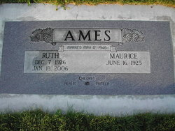 Ruth <i>Appel</i> Ames