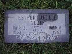 Esther Lucille Cluff
