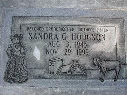 Sandra G. Hodgson