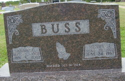 Anna Caroline <i>Nass</i> Buss