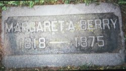 Margaret A. <i>Longley</i> Berry