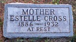 Willie Estelle <i>Dennington</i> Cross