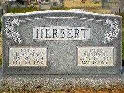 Clinton H. Herbert