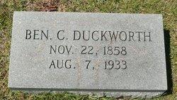 Ben C Duckworth