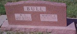 Martha Jane <i>Nason</i> Bull