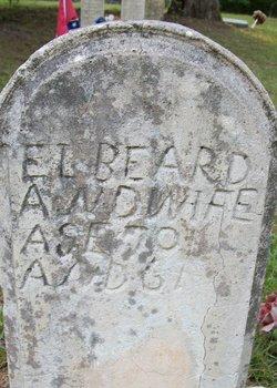 Mrs Elvira L. <i>Hardin</i> Beard