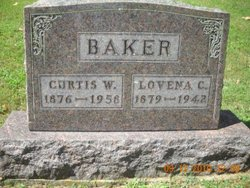 Carrie Lovenia <i>Wharton</i> Baker