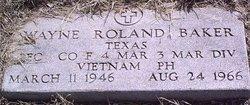 Wayne Roland Baker