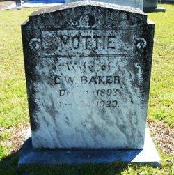 Mottie <i>Windham</i> Baker