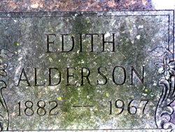 Edith Alderson