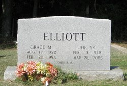 Lilly Grace <i>Mixon</i> Elliott