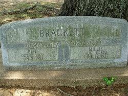 Benjamin Washington Brackett
