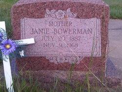 Eva Janie <i>Bates</i> Bowerman