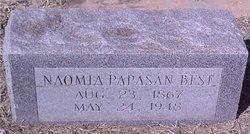 Naomia Penia <i>Papasan</i> Best