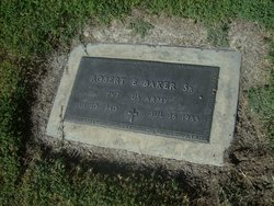 Robert Earl Baker, Sr