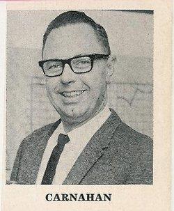 Charles Edgar Chuck Carnahan