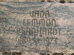 Vada F. <i>Griffin</i> Bernhardt