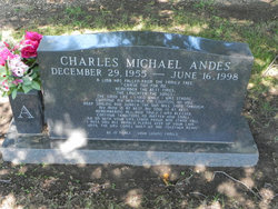 Charles Michael Andes