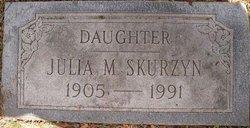 Julia Mary Skurzyn