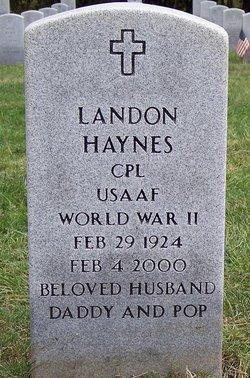 Landon Haynes