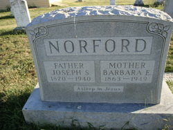 Barbara Elizabeth <i>Garber</i> Norford