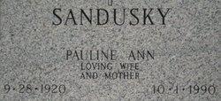 Pauline Ann Sandusky
