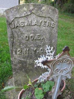 James Madison Ayers