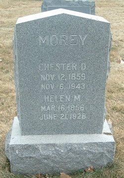 Helen M <i>Rogers</i> Morey