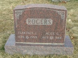 Clarence J Rogers