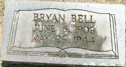William Jennings Bryan Bryan Bell