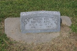 Mrs Bertha King