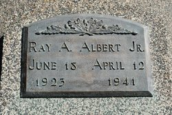 Ray A Albert, Jr