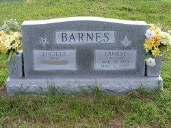 Ernest Barnes