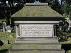 Chauncey Forward Black
