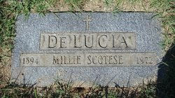 Mildred Millie <i>Scotese</i> De Lucia