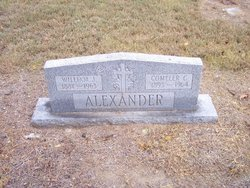 Comeler C Alexander