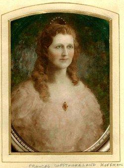 Mrs Frances Chivers <i>Westmoreland</i> Hoffman