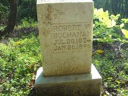 Robert W Buchanan