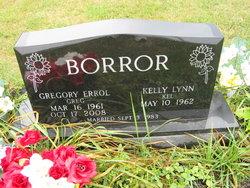 Gregory Errol Greg Borror