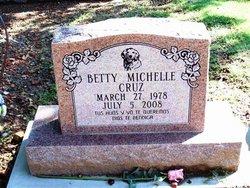 Betty Michelle Cruz
