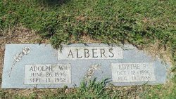 Adolf Wm Albers