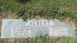 Edythe R Albers