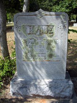 Sophie E. <i>Simms</i> Boone